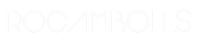 Logo Rocamboles blanc