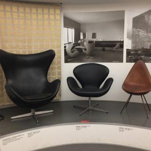 Arn Jacobsen Musée du Design