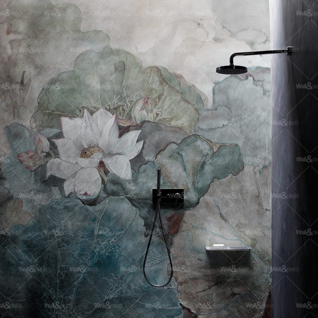 Le papier peint Niveum de Wall&Deco
