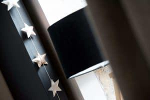 Guirlande décorative étoiles