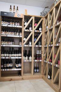 Cave à vin et bière